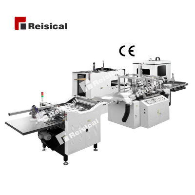 RSK-450XS Fully Automatic Rigid Box Maker